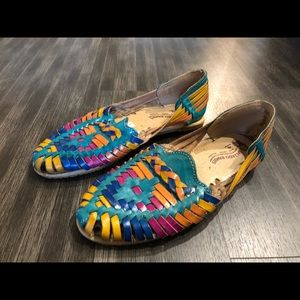 Shoes - Mexican handmade huarache size 8